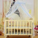 Как собрать балдахин на детскую кроватку качественно