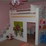 Комплексная кровать для мальчика от 3 лет фото