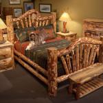 Красивая кровать своими руками из дерева фото с мебелью