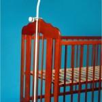 Надежный держатель для балдахина на детскую кроватку