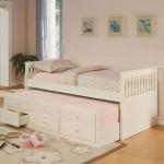 Практичные и удобные кровати для девочек фото
