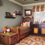 Профессиональные идеи для ремонта детской комнаты фото