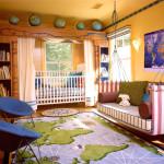 Ремонт в детской фото в квартире небольшой по площади