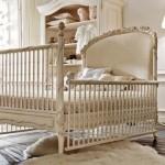 Шикарная кровать для ребенка 2 лет с бортиками