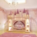 Волшебные детские кровати для девочек фото