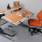 детские столы трансформеры для школьников 3
