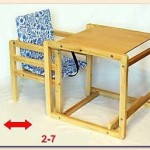 стол трансформер детский 11