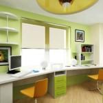 стол у окна в детской комнате фото 2