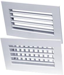 Алюминиевая вентиляционная решетка: красота и надежность