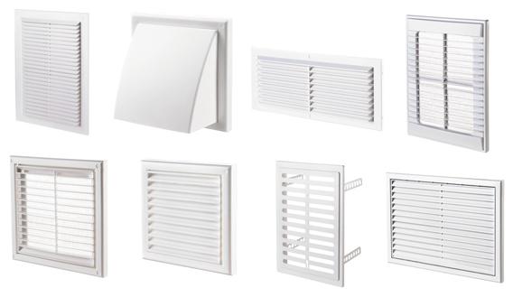 Правила выбора алюминиевой вентиляционной решетки