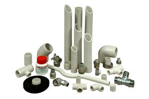Какие выбрать пластиковые трубы для отепления