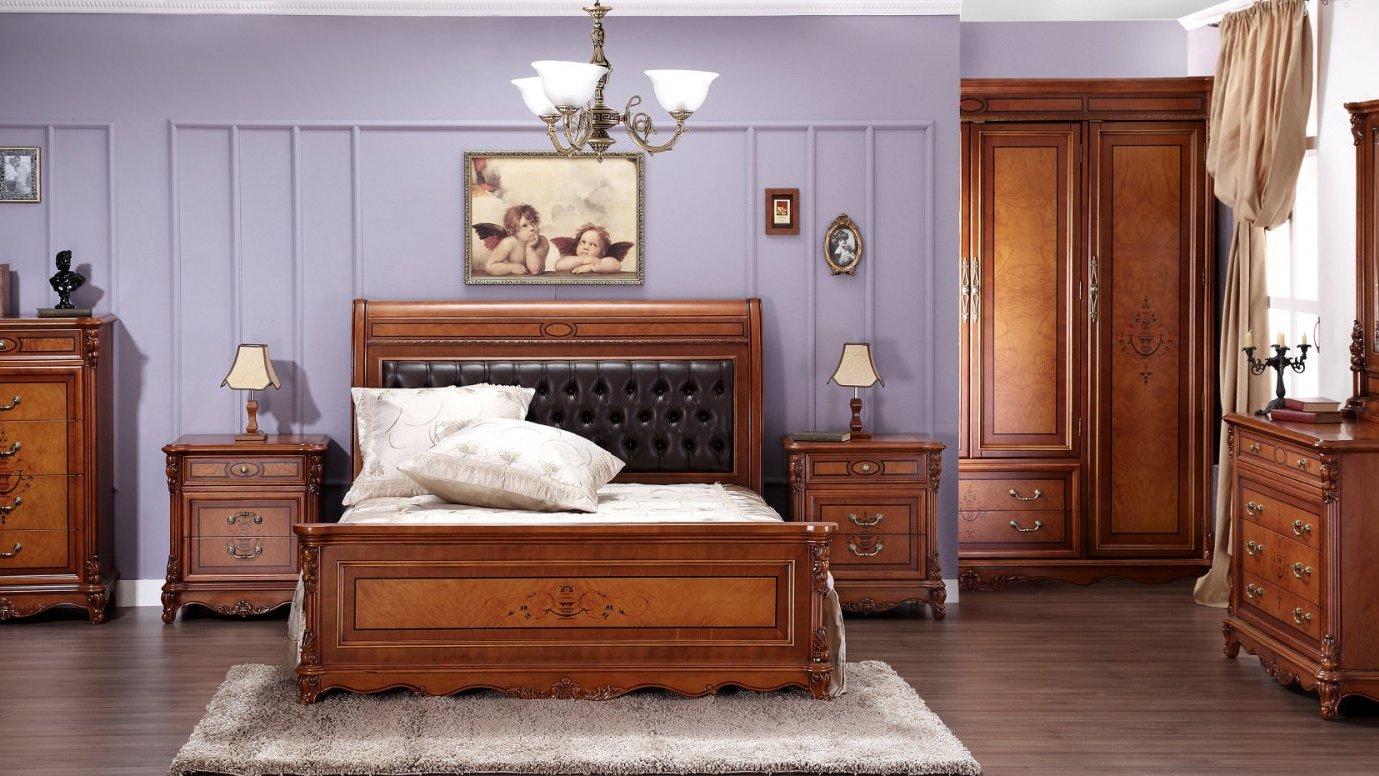 Мебель из массива: красота и надежность