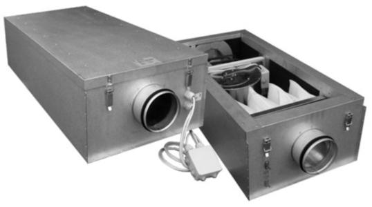 Приточная вентиляционная система