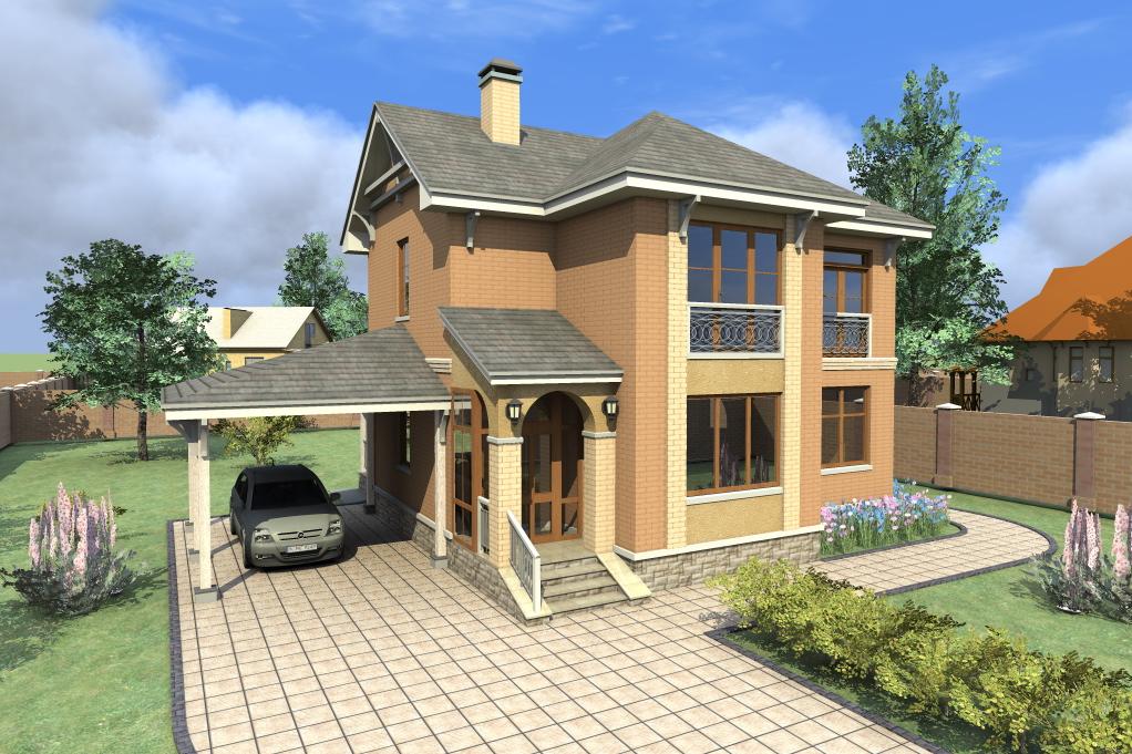 Проектирование частного дома и его особенности