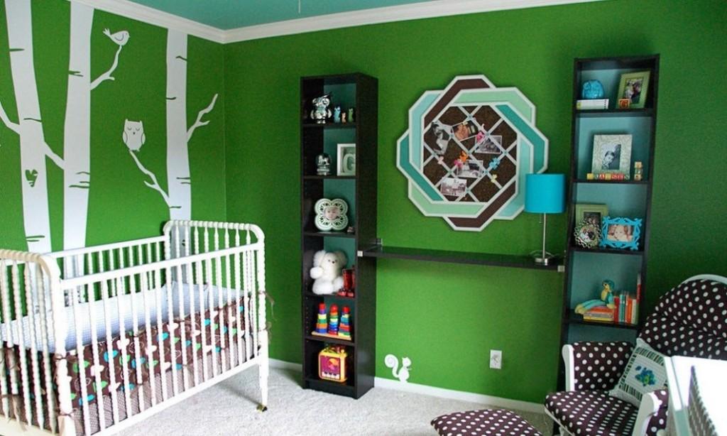 7 идей в оформлении детской спальни – для самых маленьких и самых резвых