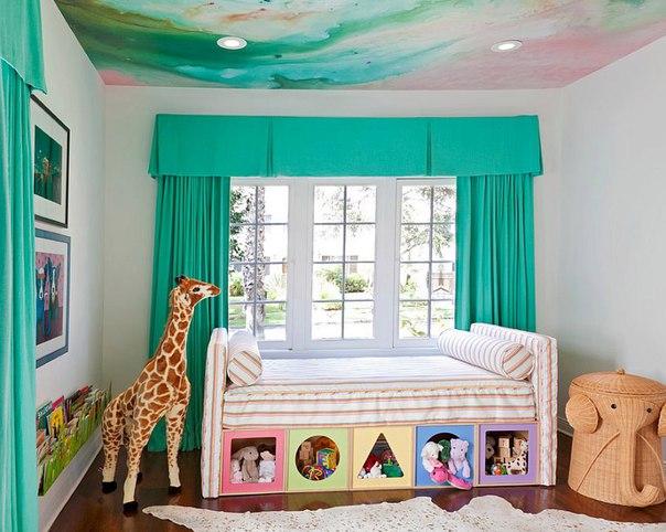 детская комната интерьер фотографии