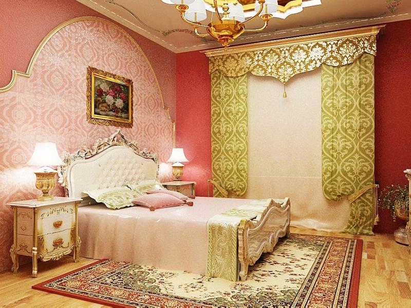 Детская комната в арабском стиле