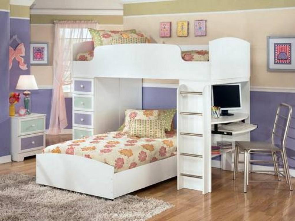Спальни для двоих детей