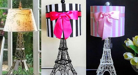 Декор детской в стиле Париж