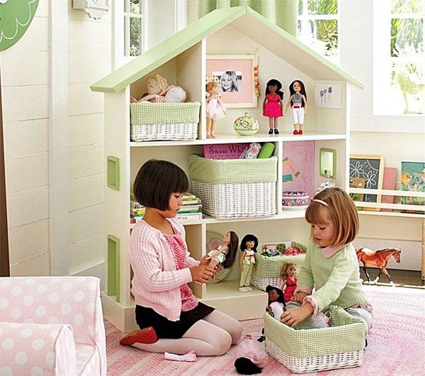Детские игровые домики для комнат2