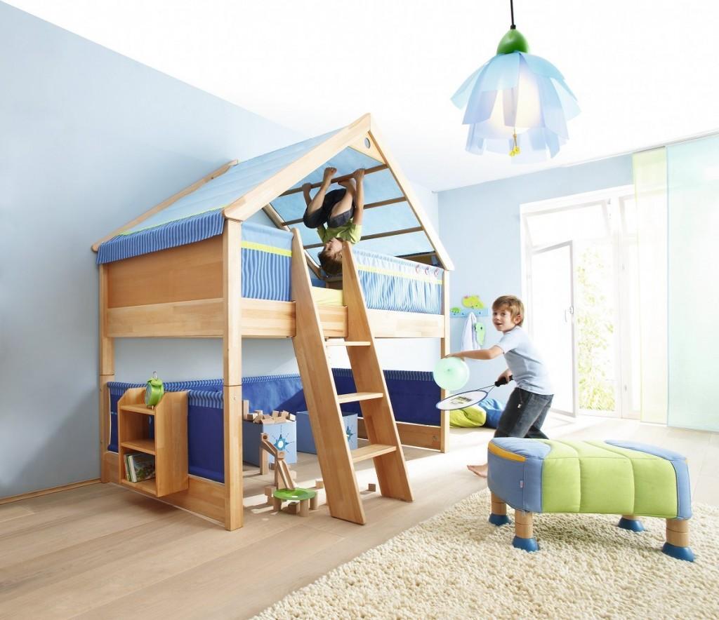Детские игровые домики для комнат5