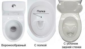 Как выбрать унитаз1