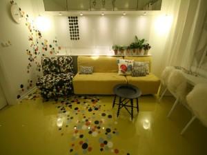 Интересные идеи декора детской комнаты8