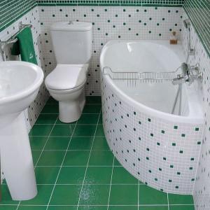 Ванна для маленькой ванной комнаты