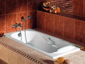 Чугунная ванна1