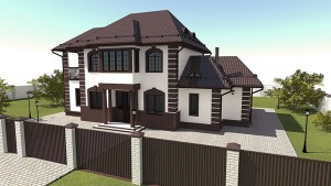 Проект дома1